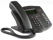 SoundPoint IP 301 2-Line VoIP Telephone.