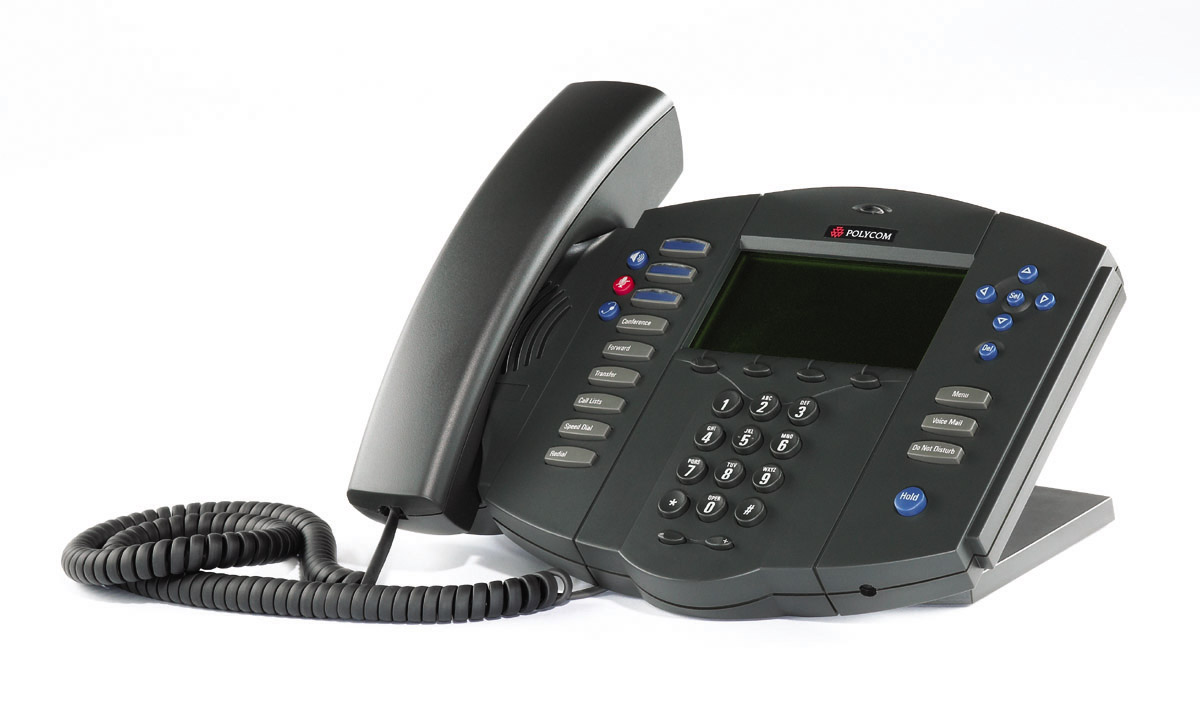 SoundPoint IP 501 VoIP Telephone